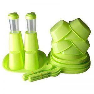 Panier de pique-nique 48 pièces Ensemble de vaisselle Table de camping Panier de pique-nique 6 personnes de la marque GMMH image 0 produit