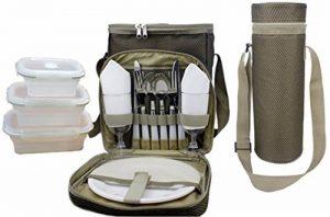 panier picnic moderne TOP 3 image 0 produit