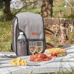 panier picnic moderne TOP 7 image 2 produit