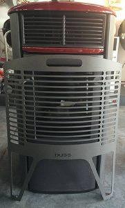 Pare-feu pour poêles à pellets ou à bois Duss Bio XL de la marque DUSS image 0 produit