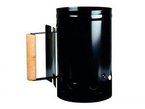 Perel anzünd Cheminée, 43x 9x 3cm, noir, bb200106 de la marque Perel image 0 produit
