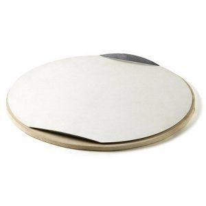 Pierre à pizza ronde Weber - Pour barbecue à charbon de la marque Weber Grill image 0 produit