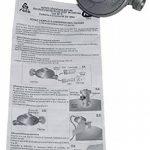 PROWELTEK - Kit: Détendeur Butane + Tuyau Flexible Butane/Propane 1,5M de la marque Proweltek-Keops image 3 produit