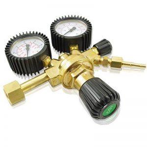 Régulateur de pression pour gaz de protection Argon/CO2 vers soudeur MIG/MAG de la marque IPOTOOLS image 0 produit