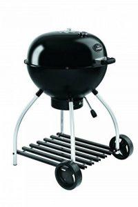 Rösle 43491Barbecue à charbon de bois numéro 1Sport F60Sansibar, diamètre 60cm, noir, 75x 76x 105cm de la marque Rösle image 0 produit