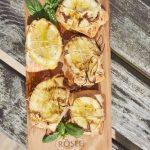 Rösle Aroma Planken Sansibar, 2pièces, aulne, 30x 15x 2cm, 43475 de la marque Rösle image 1 produit
