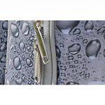 Sac À Dos De Luxe De Sac À Dos De Pique-Nique De Deux Personnes - Coutellerie Incluse Et Compartiment Plus Frais de la marque Wyxin image 4 produit