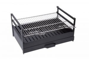 Sauvic 02728-Barbecue à poser, avec grille inoxydable 18/8 60 x 40 cm. de la marque Sauvic image 0 produit