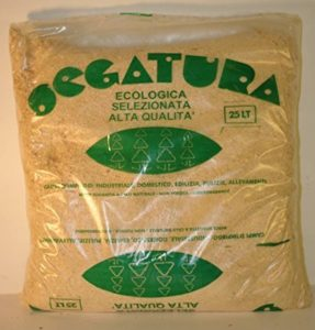 SAWDUST VIRGIN WOOD TO DRY AND CLEAN IN A BAG OF 25 LT by VIGLIETTA GROUP de la marque VIGLIETTA GROUP image 0 produit