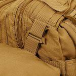Seibertron Falcon étanche Militaire Armée Tactique Sac à dos Compact Assault Pack MOLLE de la marque Seibertron image 4 produit