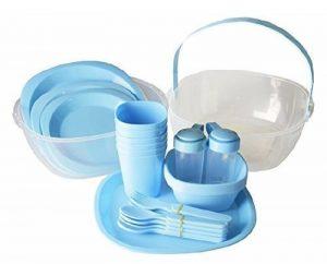 set picnic plastique TOP 0 image 0 produit