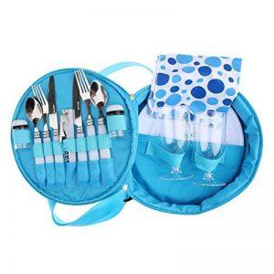 set picnic plastique TOP 8 image 0 produit