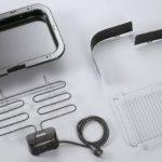 Severin 2791 - Barbecue de table XXL - 2500 W - pare-vent amovible - thermostat - noir de la marque Severin image 1 produit