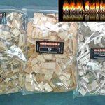 smokerholz24.de Copeaux de bois pour fumage ou cuisson au barbecue 2,2kg Échantillons de la marque smokerholz24.de image 2 produit