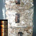 smokerholz24.de Copeaux de bois pour fumage ou cuisson au barbecue 2,2kg Échantillons de la marque smokerholz24.de image 3 produit