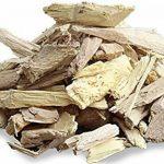 Smokey Olive Wood 4x Copeaux de bois fumage; 1700ml de bois d'olivier, 1700ml de bois d'amandier, 1700ml de bois d'oranger et 300ml épices à feu. Taille du grain 2-3 cm de la marque Smokey Olive Wood image 2 produit