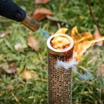 ⭐ [Smoky Mountains®] Générateur de Fumée Froide en Tube - Fumoir à froid pour Barbecue ou Fumage - (30,5 cm) de la marque SmokyMountains® image 3 produit