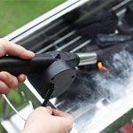 Soufflet barbecue à manivelle ventilateur camping soufflerie cheminée de la marque YONIS image 4 produit
