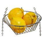 Taylor & Brown® 3étages Chrome support pour panier à suspendre pour fruits et légumes Nourriture Boîte de rangement support de la marque Taylor & Brown image 2 produit