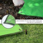 Terra Hiker Couverture Tapis de Pique-nique Imperméable et Ultra-léger Pour Jardin, Parc, Voyage, Plage, Camping, Tente de la marque Terra Hiker image 4 produit