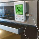 TFA Dostmann Chef de cuisine numérique Barbecue Thermomètre à viande avec rétroéclairage, plastique, blanc, 6,4x 2x 10cm de la marque TFA-Dostmann image 2 produit