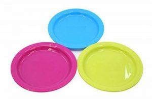 vaisselle plastique picnic TOP 11 image 0 produit