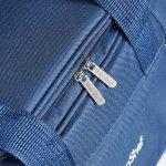VonShef Grand Sac de Pique-Nique 6 personnes - Compartiment Isotherme, Vaisselle et Accessoires de Picnic Inclus - Bleu Marine de la marque VonShef image 4 produit