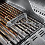 Weber 6493 Brosse en T pour Barbecue Charbon/Gaz/Électrique de la marque Weber image 4 produit