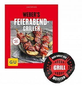 Weber Barbecue griller–Délicieux Barbecue en 30minutes + de Fête Soirée Meister Stickers by collectix de la marque Weber image 0 produit