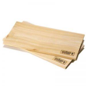 Weber Grand Planches de bois de cèdre de la marque Weber image 0 produit