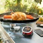 Weber iGrill 2Thermomètre Bluetooth, Noir, 3.2x 10,8x 5cm, 7221 de la marque Weber image 1 produit