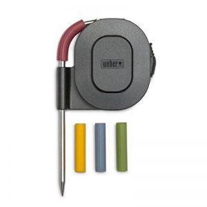 Weber Igrill Pro Thermomètre, noir, 3,2x 10,8x 5cm, 7211 de la marque Weber image 0 produit