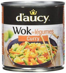wok de légumes TOP 6 image 0 produit