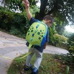 Yodo Sac à dos pour enfant avec harnais de sécurité, doublure isotherme à l'intérieur vert Green de la marque Yodo image 1 produit